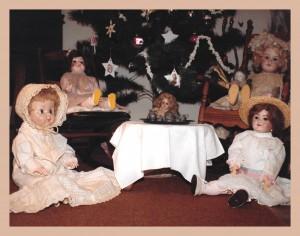 Jigsaw puzzle image Dolls exhibit on English Road